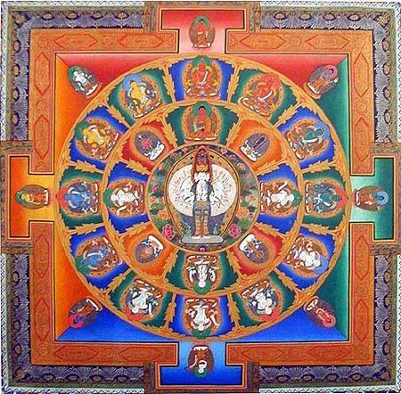 !Home-Buddhism-Correspondance-Course-Logo-Avalokiteshvara-Mandala-D9a